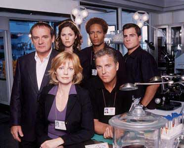 The best CSI crew in our hearts.